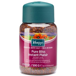 Kneipp - Pure Bliss Mineral Bath Salt