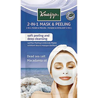 2-in-1 Mask & Peeling - Dead Sea Salt & Macademia Oil|1.9500|1.9500