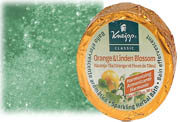 Kneipp - Orange & Linden Blossom Sparkling Bath Tablet