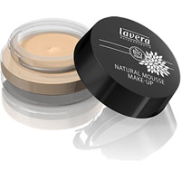 Lavera - Natural Mousse Make-Up