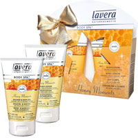 Lavera - Honey Moments Body Spa Gift Set