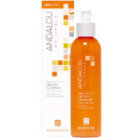 Andalou Naturals - Brightening Meyer Lemon Creamy Cleanser