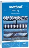 Method - Laundry Dryer Sheets - Fresh Air