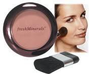 Fresh Minerals - Pressed Mineral Blush