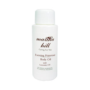 Martha Hill - Evening Primrose & Lavender Body Oil