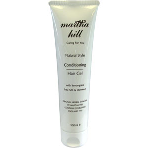 Martha Hill - Natural Style Conditioning Hair Gel