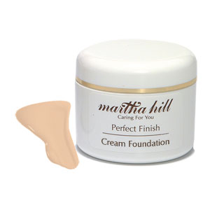 Martha Hill - Perfect Finish Cream Foundation - Porcelain
