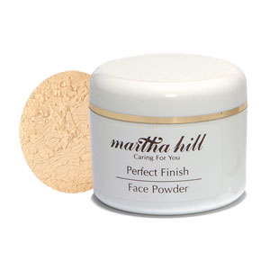 Martha Hill - Perfect Finish Face Powder - Porcelain