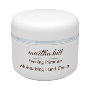 Martha Hill - Evening Primrose Moisturising Hand Cream