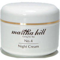 Martha Hill - No.4 Night Cream