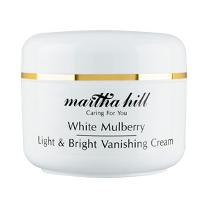 Martha Hill - White Mulberry Light & Bright Vanishing Cream