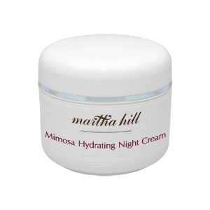 Martha Hill - Mimosa Hydrating Night Cream