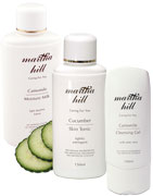 Martha Hill - Camomile Skin Care Set