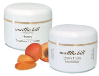 Martha Hill - Honey Skin Care Moisturising Duo