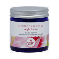 Mother Earth - Raindrops & Roses Night Cream