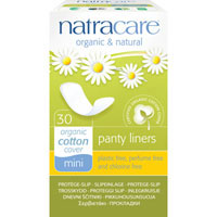 Natracare - Organic Cotton Panty Liners