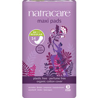 Natracare - Natural Maxi Pads