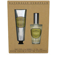 Naturally European - Verbena Hand Care & Fine Fragrance Collection