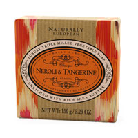 Naturally European - Neroli & Tangerine Soap Bar