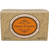 Naturally European - Neroli & Tangerine Soap