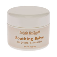 Herbals for Health - Soothing Salve for joints & muscles