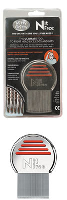 Nitty Grity - Nit Free Comb