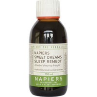 Napiers - Sweet Dreams Sleep Remedy