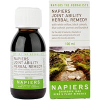 Napiers - Joint Ability Herbal Remedy