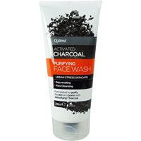 Optima - Activated Charcoal Purifying Face Wash