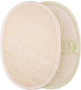 Opal London - Cotton Backed Loofah Pad