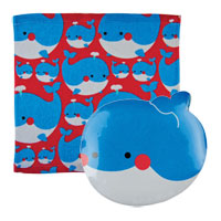 Opal London - Animal Magic Face Cloth - Whale