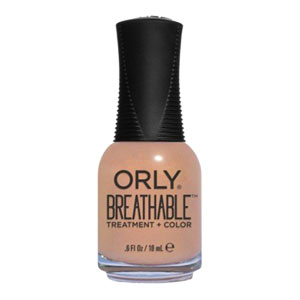 Orly - Breathable Nail Treatment & Colour - Nourishing Nude