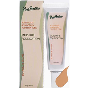 Paul Penders - Natural Moisture Foundation - Sweet Amber