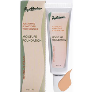 Paul Penders - Natural Moisture Foundation - Wood Brown