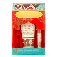 Pacifica - Take Me There Gift Set - Indian Coconut Nectar