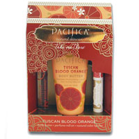 Pacifica - Take Me There Gift Set - Tuscan Blood Orange