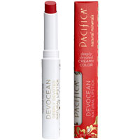 Pacifica - Devocean Natural Lipstick - Firebird