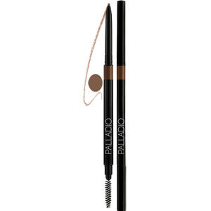 Palladio - Brow Definer Micro Pencil - Medium Brown