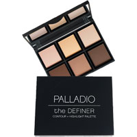 Palladio - The Definer Contour + Highlight Palette