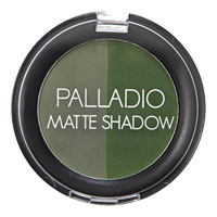 Palladio - Herbal Matte Eyeshadow Duo - Stroll In The Park