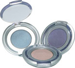 Palladio - Herbal Powder Eyeshadow - Navy Blue