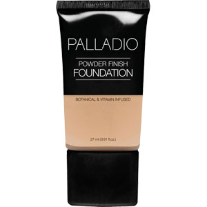 Palladio - Powder Finish Foundation - Vanilla