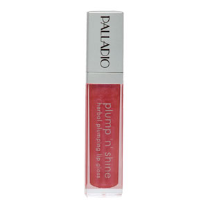 Palladio - Plump 'n' Shine Lip Gloss - Mauvey