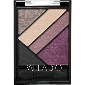 Palladio Makeup on Beauty Naturals   Palladio   Silk Fx Eyeshadow Palette   Boudoir Chic