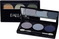 Palladio - Herbal Eyeshadow Trio