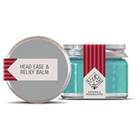 Potions & Possibilities - Head Ease & Relief Balm