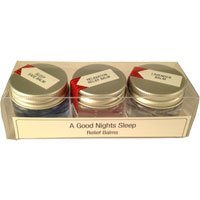 Potions & Possibilities - A Good Nights Sleep Relief Balms Collection