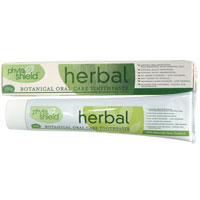 Phyto Shield - Herbal Botanical Oral Care Toothpaste