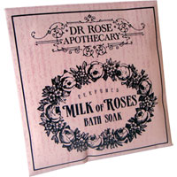 Dr Rose's Apothecary - Milk Of Roses Bath Salts
