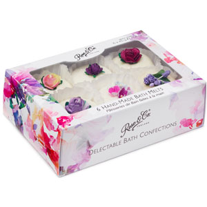 Patisserie De Bain - Six Fancies Gift Box